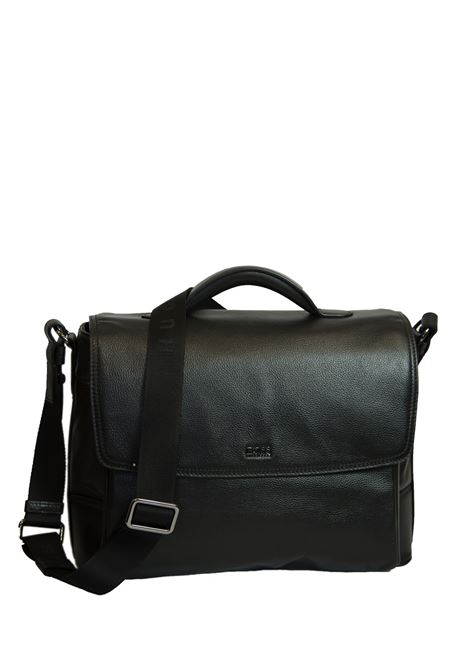 Leather work bag BOSS | 20000007 | MUSTIK-50261667001