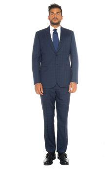 Suit with 2 buttons Brioni | 11 | RA00-P3A9VBRUNICOBLU