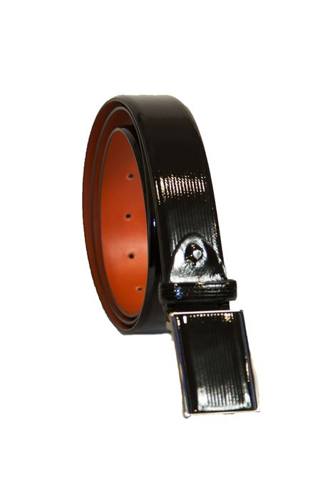 Leather belt Pal Zileri | 20000041 | 800G5DH-3263502