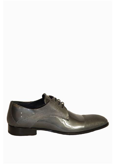 Patent leather shoe Carlo Pignatelli Classico | 12 | 28Z8121PALLINOGRAPHITE