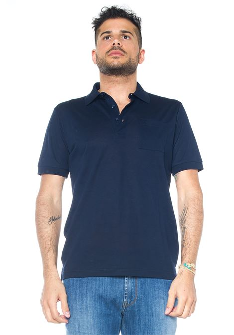 Short-sleeved polo shirt Andrea Fenzi | 2 | 16-P802034800