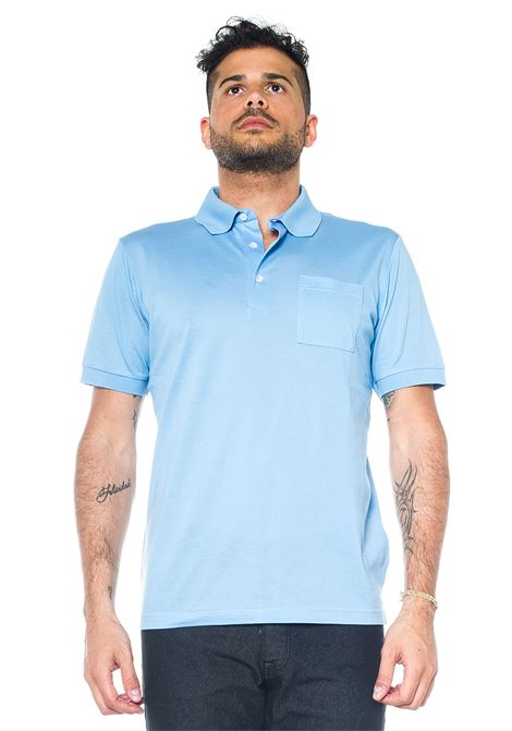 Short-sleeved polo shirt Andrea Fenzi | 2 | 16-P80204350