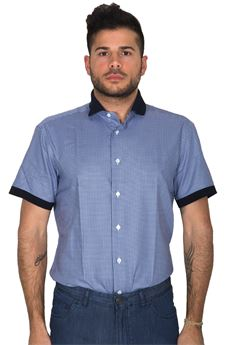 Short- sleeved shirt micro-fantasy Brioni | 6 | SC32-P4038 9702
