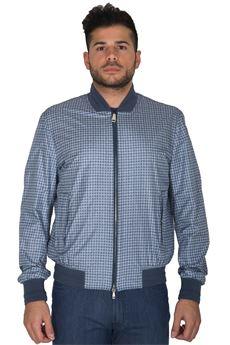 Silk bomber jacket Brioni | -276790253 | SLMB-P44GH8711