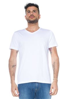T-shirt collo a V BOSS by HUGO BOSS | 8 | CANISTRO 80-50259122100