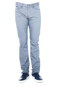 Pantalone 5 tasche microfantasia BOSS by HUGO BOSS | 9 | DELAWARE1-10-50283832404