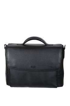 Leather work bag neo BOSS by HUGO BOSS | 20000007 | MOTIVI-50272345001