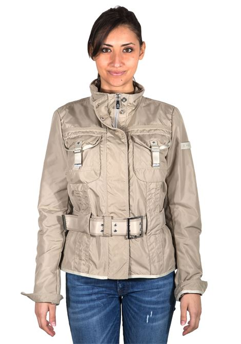 Short jacket with double belt Peuterey | -276790253 | MONTAUK OX-PED1735975