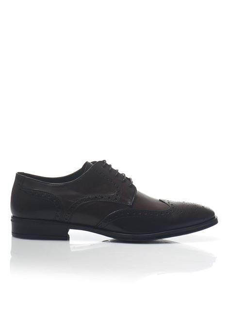Leather shoes Angelo Pallotta | 12 | 2121/BATESTA DI MORO