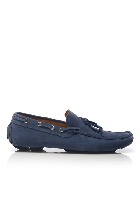 Loafer in suede Angelo Pallotta | 12 | 801JEANS
