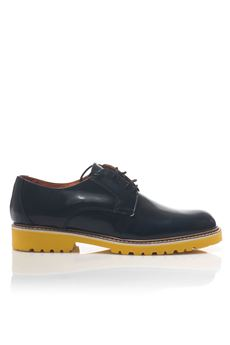 Leather shoes Angelo Pallotta | 12 | A5014/MIRTOBLU