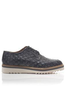 Sandalo in pelle Angelo Pallotta | 12 | A5700/621GRIGIO