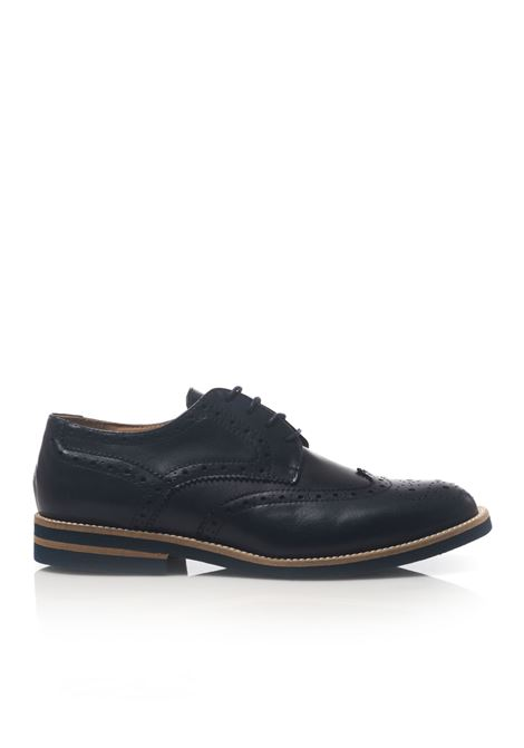 Leather shoes Angelo Pallotta | 12 | A5702/759BLU