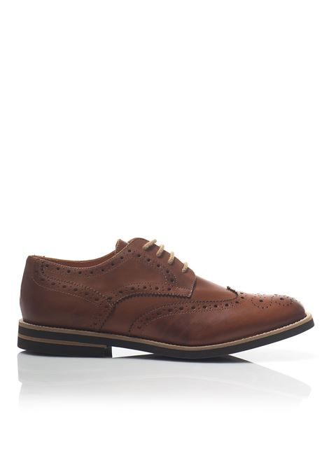 Leather shoes Angelo Pallotta | 12 | A5702/MIRTOCUOIO