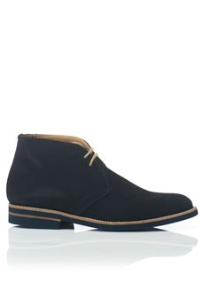 Suede ankle boots Angelo Pallotta | 12 | CP267759/BLU