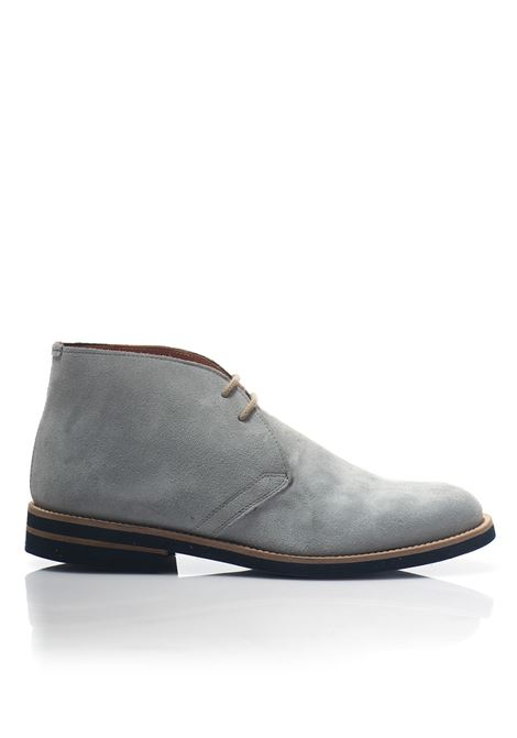 Suede ankle boots Angelo Pallotta | 12 | CP267759/GRIGIO