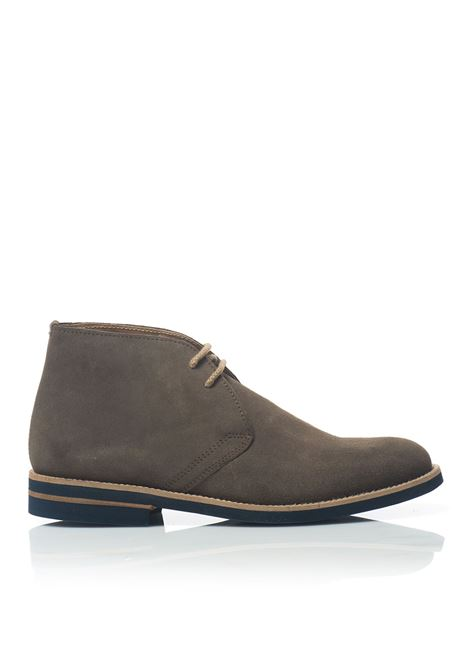 Suede ankle boots Angelo Pallotta | 12 | CP267759/TAUPE