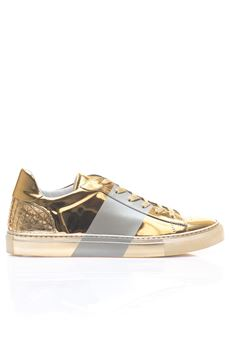 Sneakers gold Bikkembergs | 5032317 | DBR102-BOX 286411