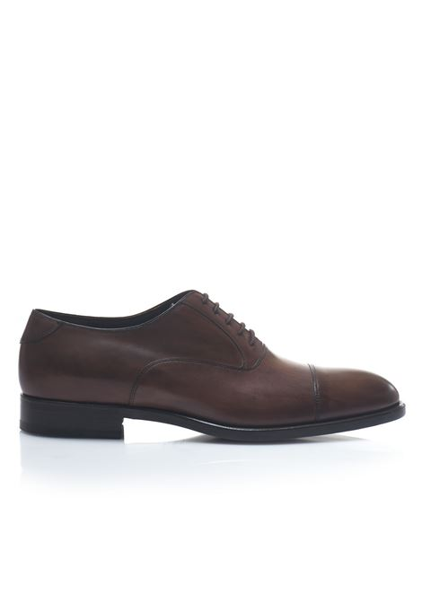 Classic laced shoes Fratelli Rossetti | 12 | 11750CASTAGNA
