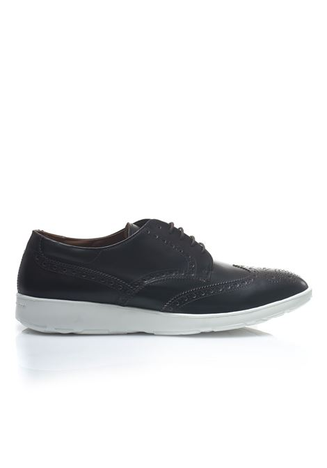 Leather shoes Fratelli Rossetti | 12 | 45313EBANO