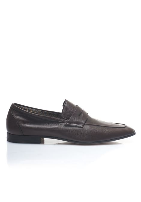 Leather loafer Fratelli Rossetti | 12 | 51833EBANO