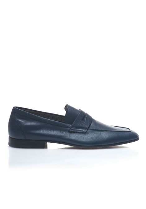 Leather loafer Fratelli Rossetti | 12 | 51833NAVY