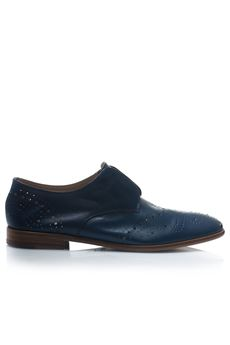 Leather shoes Fratelli Rossetti | 12 | 64393COBALT