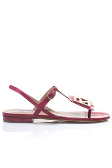 Sandalo vernice Fratelli Rossetti | 20000008 | 65405CORVILLA/OLIMPICO