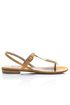Sandalo vernice Fratelli Rossetti | 20000008 | 65405SOLE/OLIMPICO