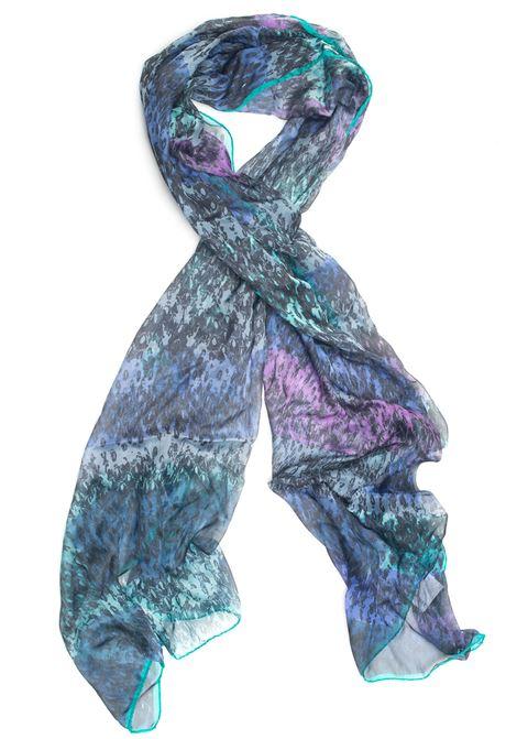 Silk stole Furla | -709280361 | ESOTICO T848-HFOLAPIS