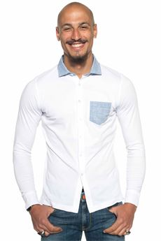 Polo camicia Andrea Fenzi | 2 | 57-A821630000