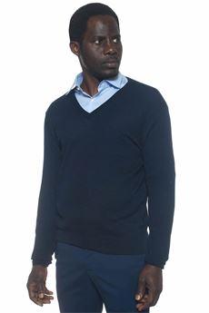 V-neck pullover Andrea Fenzi | 7 | V01-A717534780
