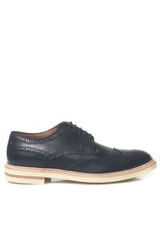 Leather shoes Angelo Nardelli | 12 | 82210-G847150