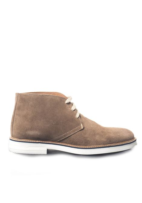 Suede ankle boots Angelo Pallotta | 12 | 100BEIGE