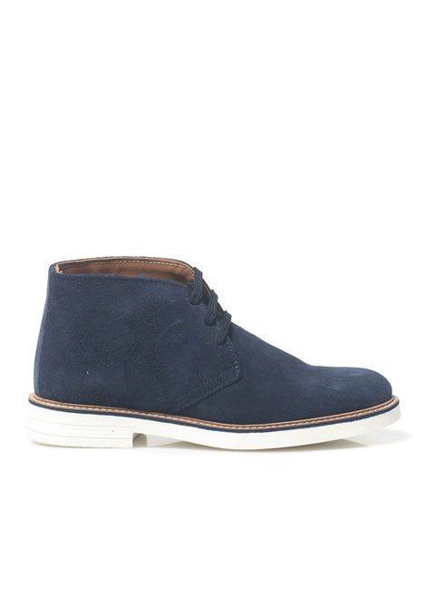 Suede ankle boots Angelo Pallotta | 12 | 100BLU