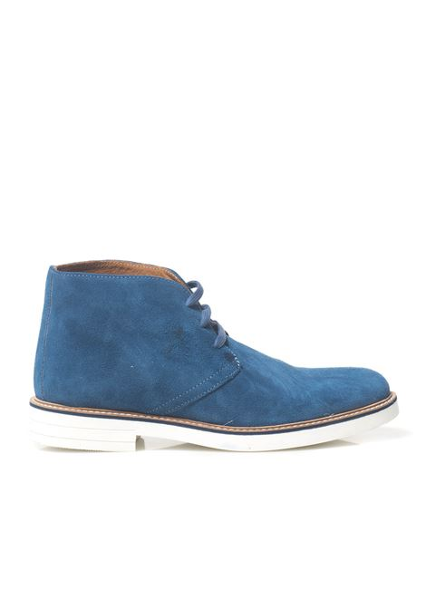 Suede ankle boots Angelo Pallotta | 12 | 100JEANS