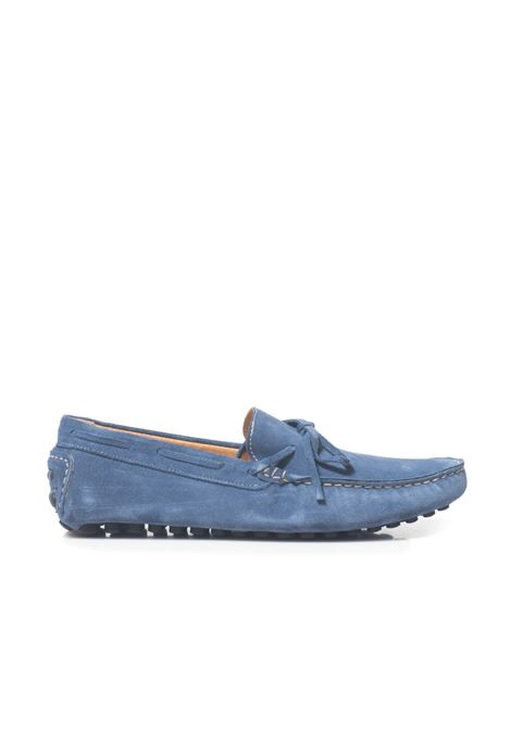 Loafer in suede Angelo Pallotta | 12 | 502AVION