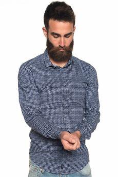 Camicia cotone manica lunga Armani Jeans | 6 | 3Y6C58-6N2PZ25QA