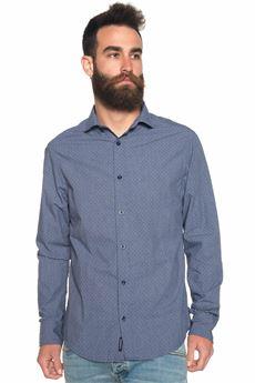 Camicia cotone manica lunga Armani Jeans   6   3Y6C74-6N1DZ2549