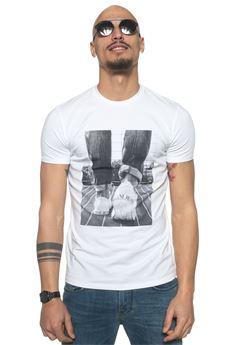 T-shirt girocollo mezza manica Armani Jeans | 8 | 3Y6T13-6J0AZ1100