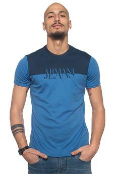 T-shirt girocollo mezza manica Armani Jeans   8   3Y6T51-6JPRZ1535