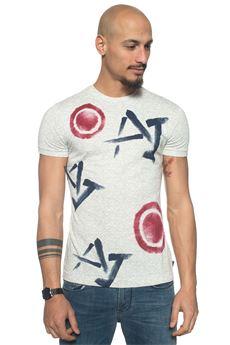 T-shirt girocollo Armani Jeans   8   3Y6T756J1GZ2904