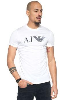 T-shirt manica corta Armani Jeans   8   8N6T99-6JPFZ1100