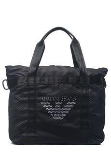 Borsone in tessuto Armani Jeans   20000006   932095-7P91700020