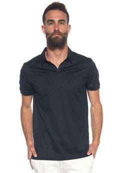 Buttonless polo shirt BOSS by HUGO BOSS | 2 | PRESS-50328870402