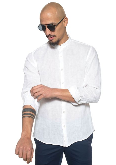 Shirt with guru collar BOSS | 6 | RAB-F-50329623100