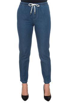Pantalone morbido Blue Les Copains | 9 | 0J31707147