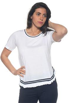 T-shirt girocollo Blue Les Copains | 8 | 0J91306100