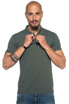 Polo in cotone piquet Brooksfield | 2 | 201A-B0047039