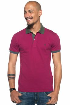 Polo shirt in cotton piquet Brooksfield | 2 | 201A-B010V0039